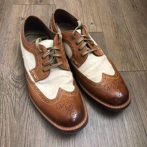 Men's dress shoes Johnston and Murphy